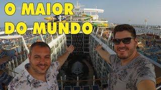 POR DENTRO DO HARMONY OF THE SEAS, O MAIOR NAVIO DE CRUZEIRO DO MUNDO   CARIBE   Viaje Por Conta 27