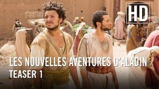 Les Nouvelles Aventures d'Aladin - Teaser 1 HD