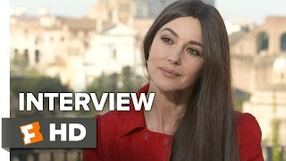 Spectre Interview - Monica Bellucci (2015) - James Bond Movie HD