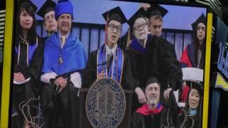 2017 UCLA Student Graduate Speaker Speech (Frank Chen)