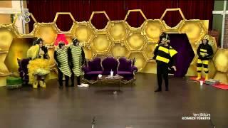 Komedi Türkiye - Sefa Hebipoğlu'nun Arılar Skeci (1.Sezon 10.Bölüm)