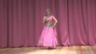 Inhi Logon Ne Bollywood Dance Stars 2013 Dinara Kozina Moscow