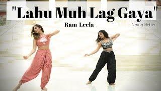 Lahu Muh Lag Gaya Dance Cover   Naina Batra   Ram-Leela
