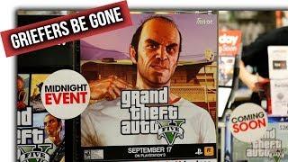Judge blocks sale of GTA ONLINE Griefing Program