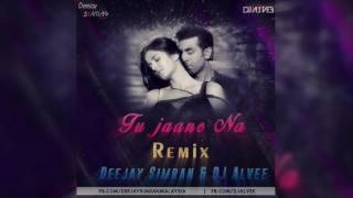 Tu Jaane Na (Remix) - Deejay Simran & DJ Alvee Video