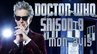 Doctor Who Saison 9 : mon avis