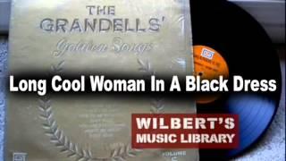 LONG COOL WOMAN IN A BLACK DRESS - The Grandells