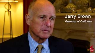 Governor Jerry Brown: We Are the Humanities