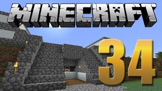 Farm de batata assada - Minecraft Em busca da casa automática #34