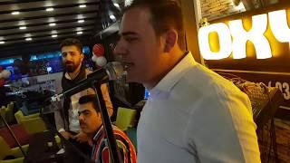 الفنان احمد كولجان مطعم وكافيه اوكسجين OXYGEN  وصلة حلب