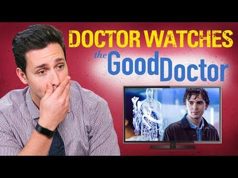 Real Doctor Reacts to THE GOOD DOCTOR Medical Drama Review Doctor Mike