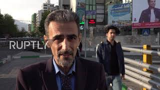 Iran: Tehran react to US's refusal to extend exemptions for oil exports