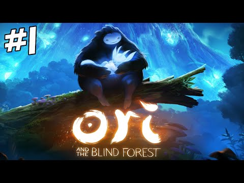 Ori And The Blind Forest Ep.1 - A Beautiful Beginning