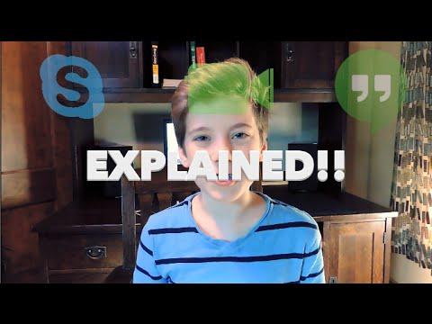 Xxx Mp4 Skype Vs Facetime Vs Hangouts Explained 3gp Sex