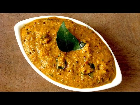Chana Dal Chutney Recipe in Hindi - चना दाल चटनी by Sameer Goyal @ jaipurthepinkcity.com
