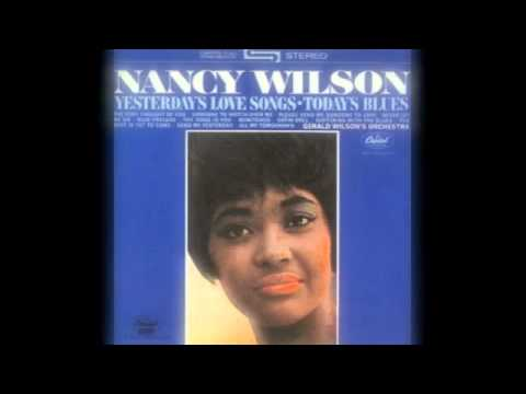 Download Nancy Wilson ft Gerald Wilson & His Orchestra - The Best Is Yet To Come (Capitol Records 1963)