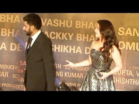Abhishek Bachchan INSULTS Aishwarya Badly In Front Of Media