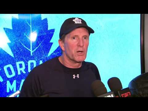 Babcock jokingly takes credit for Marchand s success