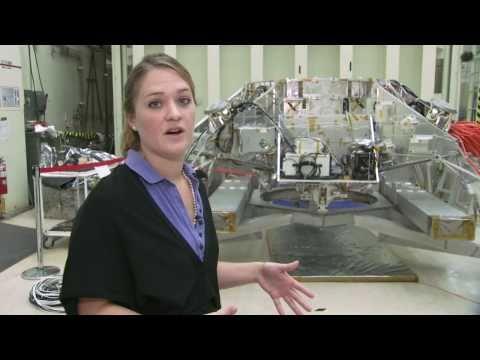 Building Curiosity Landing System Drop Test