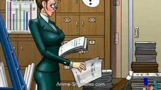 shemale anime cartoons