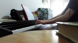 [Pianocover] Annalisa - Se avessi un cuore