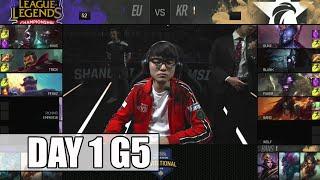 G2 eSports vs SK Telecom T1   Day 1 Mid Season Invitational 2016   G2 vs SKT MSI 1080p