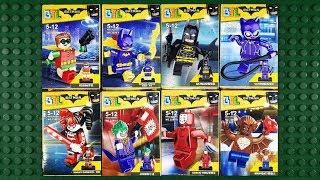 LEGO Batman Movie Minifigures (knock-off) BJL 2289