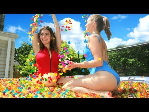 Xxx Mp4 12 Million Gummy Bears In Hot Tub 3gp Sex