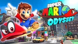 Super Mario Odyssey - Full Game Complete Walkthrough