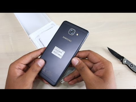 Samsung Galaxy J7 Max Unboxing, hands on, Camera, Features
