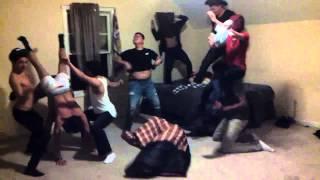 Harlem Shake #FBET