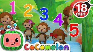 Numbers Song | Counting | Nursery Rhymes & Kids Songs Compilation - ABCkidTV