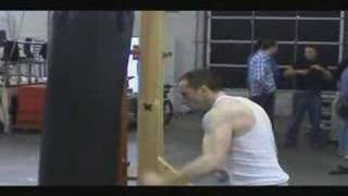 Tommy Carruthers motion capture footage