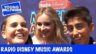 Stars Butchering Disney Lyrics at RDMAs!