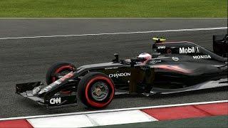 CARRERA GRAN PREMIO DE MEXICO | F1 2016 Codemasters