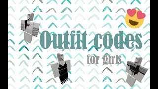 Cute/Aesthetic outfit codes for girls || Roblox (codes in desc)