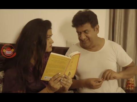 Gullu Dada Beats His Wife as Devil to Enter Bedroom - Stepney 2 Returns Movie Scenes