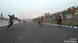 Infinity Riderzz Practice Video (Raw) No Edit