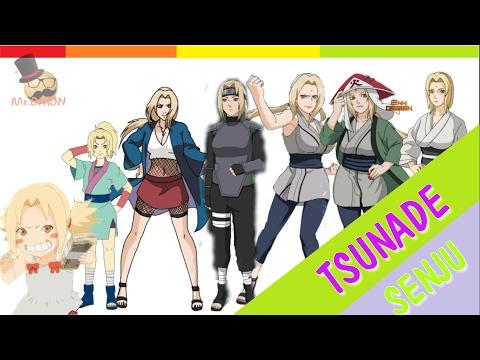 Naruto: Senju Tsunade's Evolution