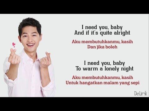 Download I Need You Baby - Joseph Vincent [Can't Take My Eyes Off You] - Lirik dan terjemahan (Cover) free