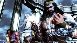 God of War 3 Remastered All Boss Fights 1080p 60FPS