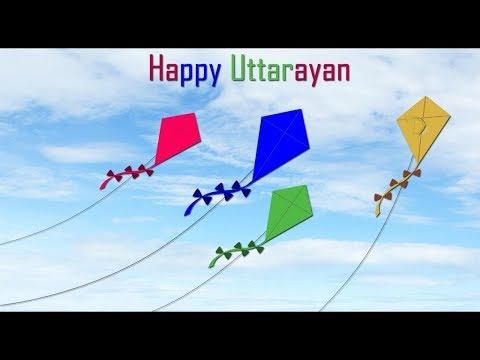 #Happy Makar Sankranti #Whatsapp Status Video