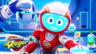 Cartoons for Children | Space Ranger Roger Favourites | Compilation | Cartoons for Kids