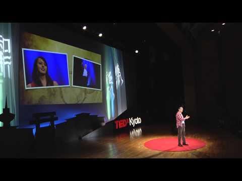 Why storytelling matters Garr Reynolds TEDxKyoto