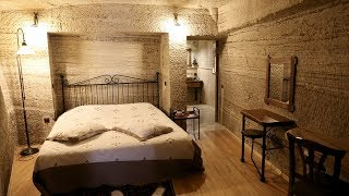 Hotels in Cappadocia, Turkey: Aydinli Cave House Hotel