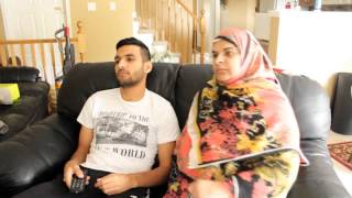 ZaidAliT - Watching TV with brown parents..