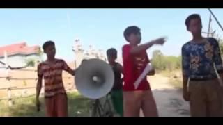 កំពូលអ្នកសុំទាន #Khmer comendy song *Cover yourth* Troll