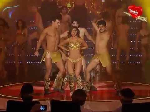 VEDETON 2012 Katy Contreras y FINAL DEL SHOW