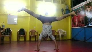 Handstand Practise | Harihar Dash