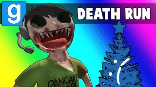 Gmod Death Run Funny Moments - Evil Christmas Map!! (Garry